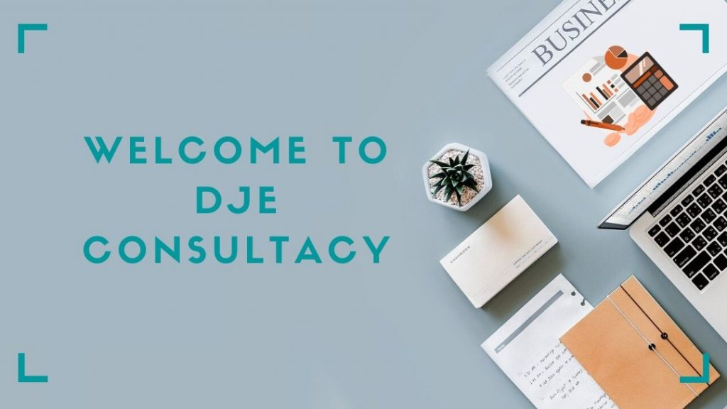 Welcome to DJE Consultancy